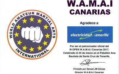 Colaborando con WAMAI Canarias