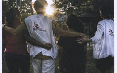 Colaborando con Médicos sin Fronteras